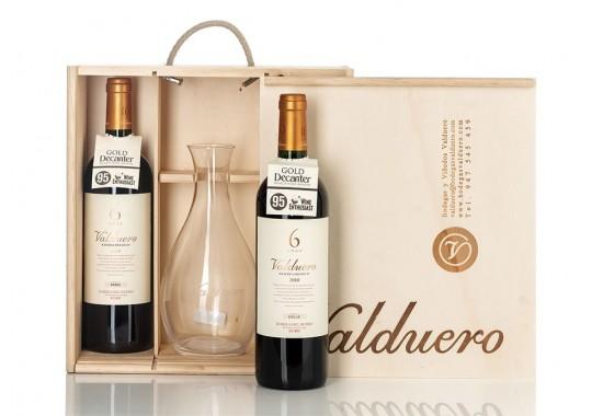 Valduero Reserva Premium 6 años +...